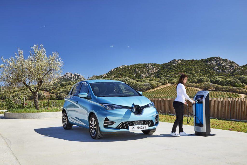 ZOE Renault